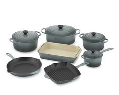 Le Creuset Signature 11-Piece Cookware Set, dreams????
