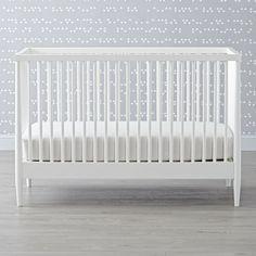 0177787f9dee Hampshire White Crib Nursery Furniture, Nursery Room, Nursery Twins,  Nursery Decor, Kids