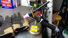 Lincoln Electric AC-225 (AC225) AC/DC stick/TIG welder conversion Welding Tips, Welding Projects, Lincoln Tig Welder, Arc Welders, Welding Design, Homemade Tools, Metal Fabrication, Ac Dc, Metal Working