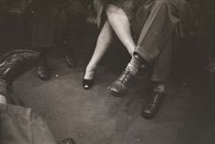 THE NEW YORK CITY SUBWAY by STANLEY KUBRICK, 1946