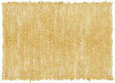 Harriet Yellow 2'x3' Rug  | Crate and Barrel