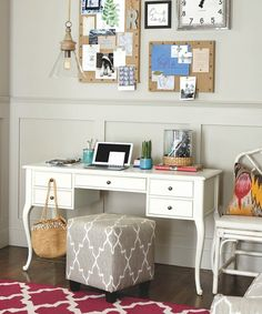 Nice Simple And Functional Chantal File Desk | Best Filing Cabinet Desk,  Cabinets And Diy Desk Ideas