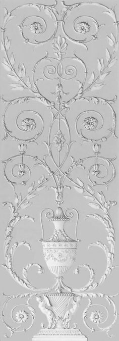 Such a beautiful panel. This could be a nice inspiration for an exclusive invitation suite!
