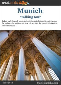 Munich Walking Tour for Kindle and Nook