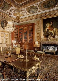 Nicolas Fouquet Vaux Le Vicomte | Nicolas Fouquet & Vaux-le-Vicomte