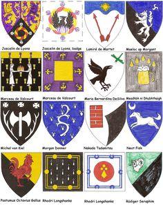 heraldic tincture precedents - Google Search