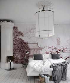 Lampy do sypialni - inspiracje, fot. mat. pras. Pixers