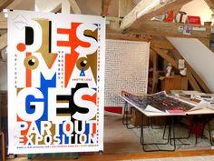 Vincent Perrottet Expo Bibliotheque Saint-herblain 2015