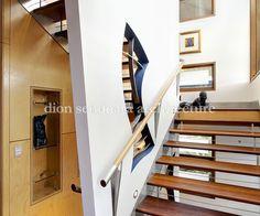 Staircase Interior Design Brisbane, Rosalie Interior Architecture, Interior Design Architects Brisbane