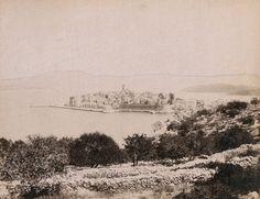 Album von Dalmatien, Thiard De Laforest, Franz (fotograf) (1868. - 1898.), Korcula
