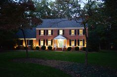 Young House Love | How We Added Landscape Lighting | http://www.younghouselove.com