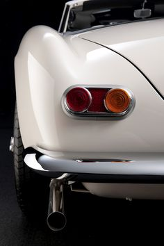 BMW 507 #70079, owned by Elvis Presley. Restoration project by BMW Group Classic completed in 2016 and presented at Concours d'Elegance in Pebble Beach on 21 August 2016.