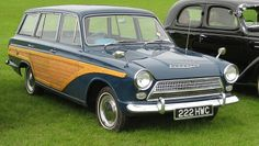 1963 UK Ford Cortina  Estate wagon
