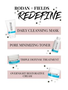 number one anti-aging regimen in North America. Smaller pores fewer fine lines and wrinkles firmer skin. Rodan Fields Skin Care, Rodan And Fields Redefine, Rodan And Fields Business, Firming Eye Cream, Skin Firming, Skin Tightening, Best Anti Aging Creams, Anti Aging Skin Care, Pore Minimizing Toner