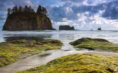 Beach Ocean Widescreen Wallpapers HD Pic