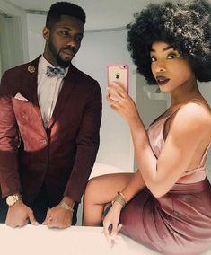 Natural hair Rules! - blackloveisbeautiful: ✊❤️