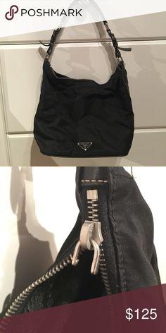 Small Prada Purse Small purse. Authentic. Broken zipper Prada Bags