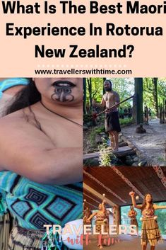 Where do you go in Rotorua to learn the most about Maori culture? There are multiple choices and they're all quite different. We'll explain the pro's and con's of each so you get the best experience possible #newzealand #rotorua #travel #maori #travellerswithtime