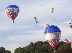 Competitive Hot Air Balloon Racing - Yahoo! Voices - voices.yahoo.com