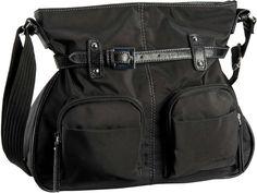 Gerry Weber Lemon Mix Shoulder Bag L Black - Umhängetasche