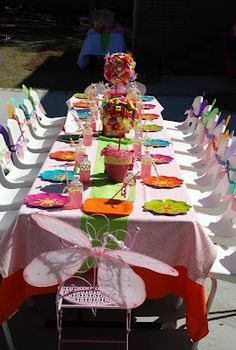 Nico and LaLa: A Fancy Nancy Inspired Party!