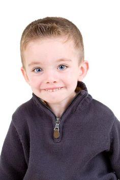 Very Short Kids Hairstyle