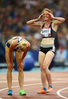 Angie Smit of New Zealand