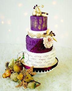 Goddess of Micah - Cake by Beau Petit Cupcakes (Candace Chand)