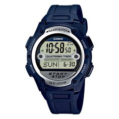 Discover truly the Best Watches Casio Men's Digital Sport Watch timepiece. Gadget Watches, Cool Watches, Watches For Men, Casio Digital, Mens Digital Watches, Casio Classic, Gents Watches, Sport Watches, Women's Watches