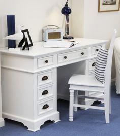 painted desk | ... co uk kristina white painted desk and chair no description £ 469 99