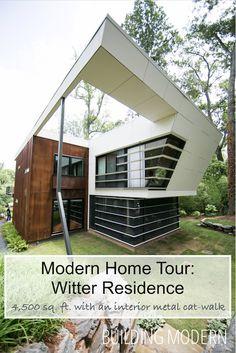 Modern Atlanta Home Tour 2014: Witter Residence