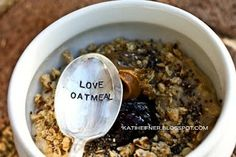 Healthy Breakfast Recipe: Coconut Oatmeal