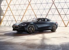 Titel: BMW Concept 8 Series // Kunde: BMW // CD: Julia Obermeier // Production: Falca Visual SL // Model: Adrian P. c/o 4playhamburg.de // H&M: Daniela Eschbacher // Styling: Amparo Moreno // Photography, Lookdevelopment & PostProduction: Agnieszk…