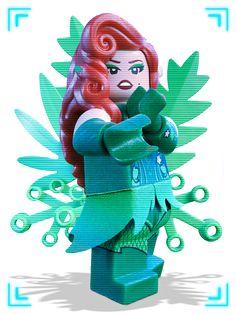 Arkham Asylum Poison Ivy