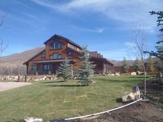 Lodge vacation rental in Heber City from VRBO.com; Silver Springs Lodge. I really like this one, too - requested a quote on this as well