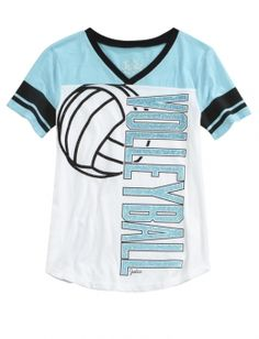 So cute how come they never had v. ball stuff at justice when I actually fit into their clothes?!?
