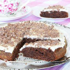 Danish Dessert, Fika, Tiramisu, Deserts, Gluten, Cooking Recipes, Sweets, Ethnic Recipes, Gummi Candy