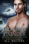 Romance Book Reviews For You: Book Review For: Drakon's Plunder by N.J. Walters