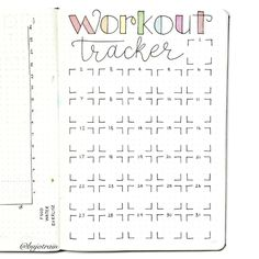 Using my Bullet journal for weight loss Tracking Planning and 71 Examples - 13 fitness Tracker planner ideas Bullet Journal For Weight Loss, Bullet Journal Workout, Fitness Journal, Bullet Journal Spread, Bullet Journal Inspo, Bullet Journal Layout, Diet Journal, Fitness Planner, Bullet Journal Savings Tracker