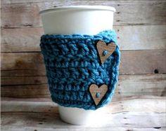 31 DIY Easy To Make Crochet Mug Warmer Ideas | DIY to Make