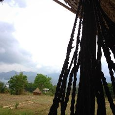 #Chillin in #pai #hammocklife #thailand #norush #hippiestyle by @paulinabelle_