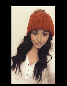 Hat-American eagle Top- Walmart Fall Winter Outfits, Winter Hats, American Eagle Tops, Crochet Hats, Walmart, Fashion, Moda, La Mode, Fasion