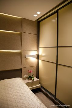 apartment @ Komotini // Φωτογραφία no:24 Divider, Room, Furniture, Home Decor, Bedroom, Decoration Home, Room Decor, Home Furnishings, Arredamento