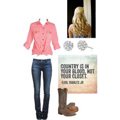 Country outfit / fall outfit
