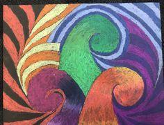 Koru art design with pastel Maori Art, Art School, Art For Kids, Pastel, Art Ideas, Calendar, Dairy, Painting, Google Search