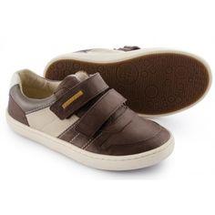 Tênis Infantil Menino com Velcro Tip Toey Joey 98f6077eb8fb9