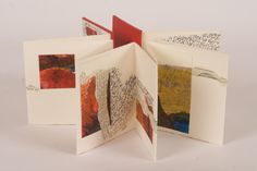 Kathy Fahey / Works / Artist Books
