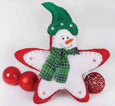 Edição Epecial de Natal Patch & Afins ed. 89! PASSO A PASSO GRÁTIS: estrela natalina, basta clicar no folheador da edição.