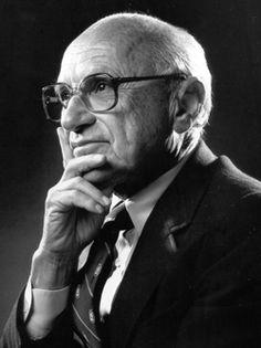 M. Friedman e as quatro formas de se gastar dinheiro
