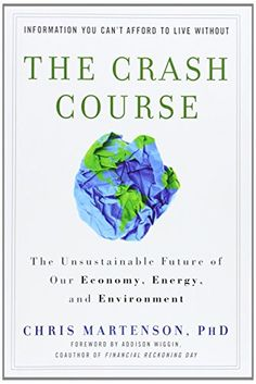 The Crash Course: The Unsustainable Future Of Our Economy, Energy, And Environment by Chris Martenson http://www.amazon.com/dp/047092764X/ref=cm_sw_r_pi_dp_Y3bgub0XTZ3S0